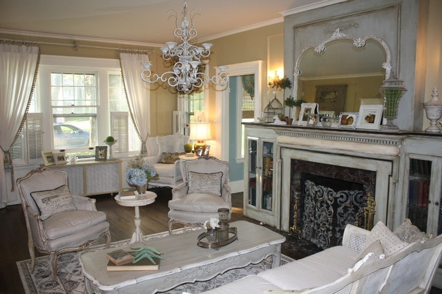 Design Those Fabulous French Country Living Rooms for a Zestful Existence