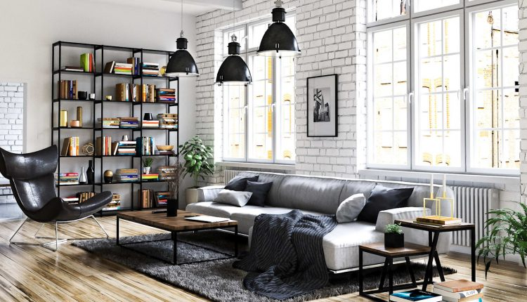 Fügen Sie Ihrem Wohnzimmer Southwest Touches hinzu