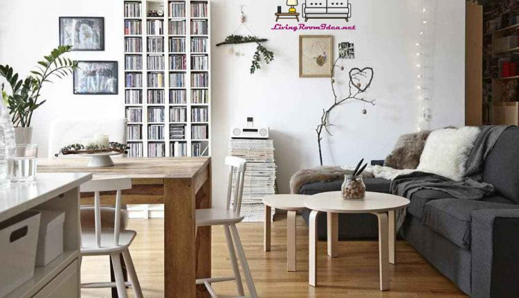 Ikea Living Room Design – Who Doesn't Like Corner Sofas
