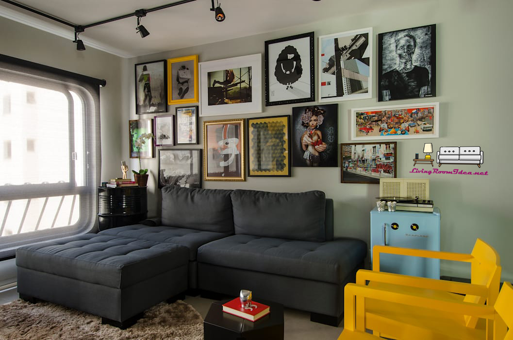 Living Room Ideas – Decor with vintage pieces