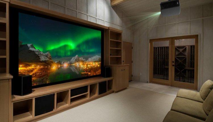So erhalten Sie Kinoqualität in Ihrem Wohnzimmer