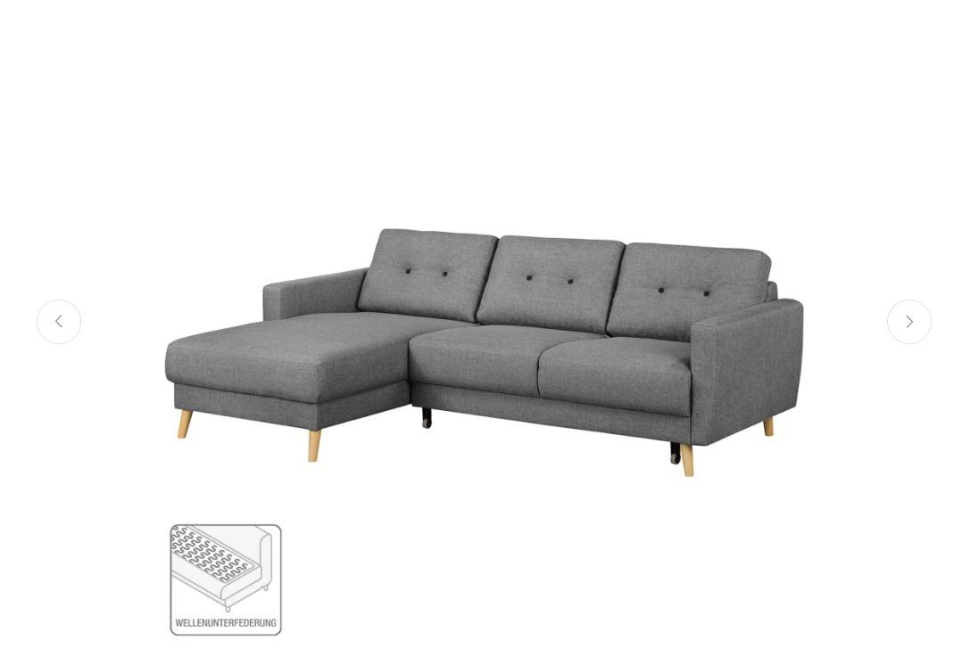 Corner Sofa Sola
