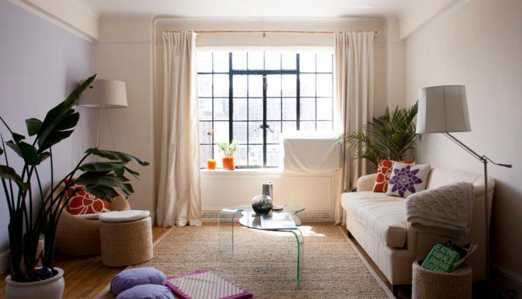 Dinge Zu Beachten, Wenn Sie Eine Kleine Wohnung Dekorieren
