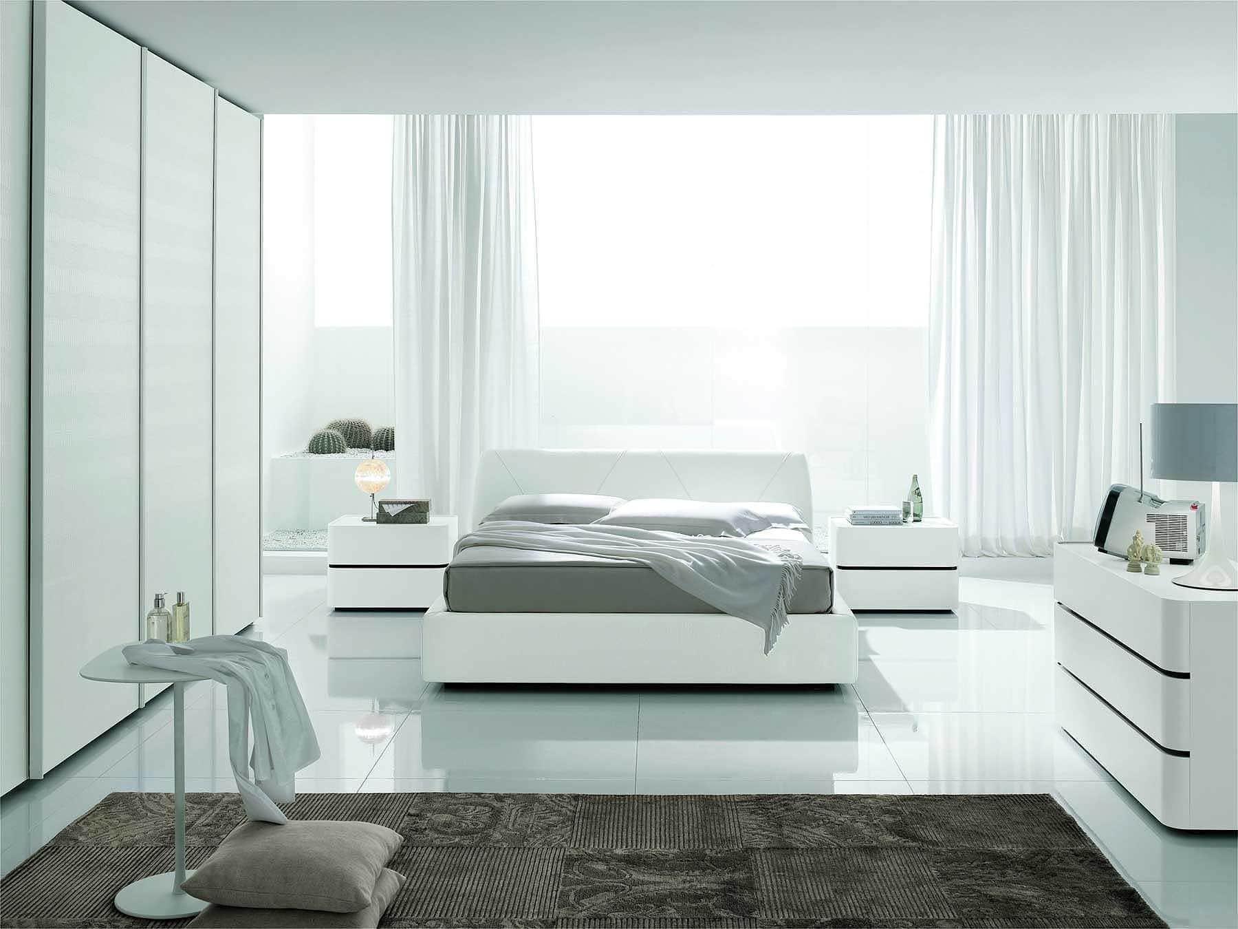 Modernes Schlafzimmerdekor – Moderne Schlafzimmerfarben und moderne Schlafzimmermöbel
