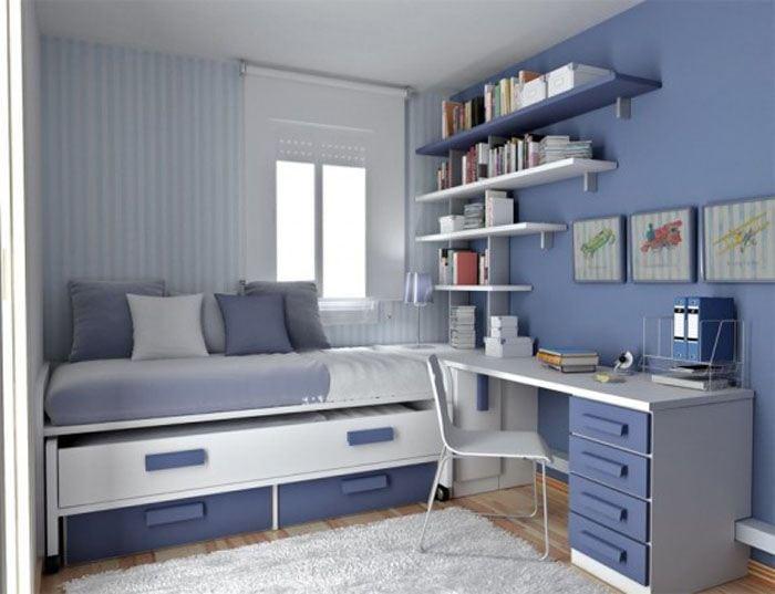 Schlafzimmermöbel Tipps für kleine Räume