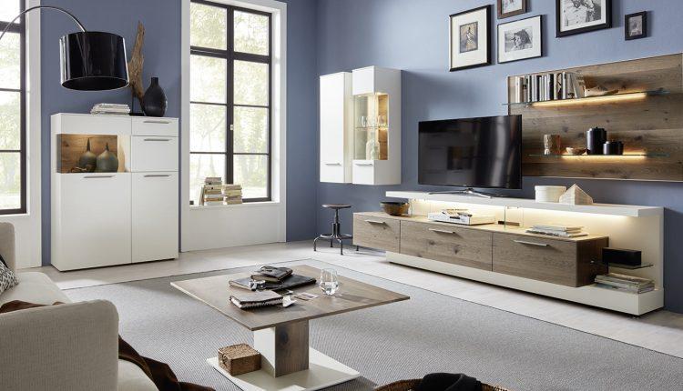 So kombinieren Sie Wohnzimmermöbel