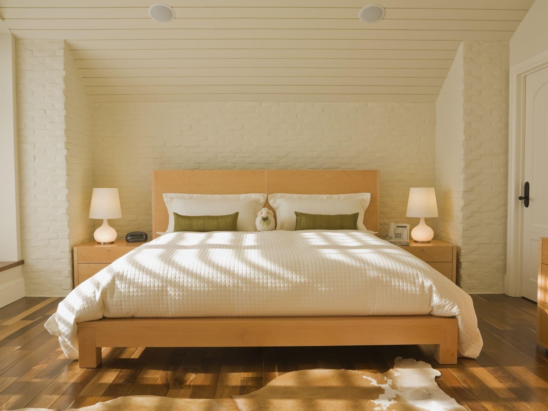 So steigern Sie die Produktivität, indem Sie Ihr Schlafzimmer neu ordnen