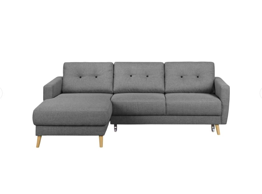 Sola Corner Sofa Colour Gray