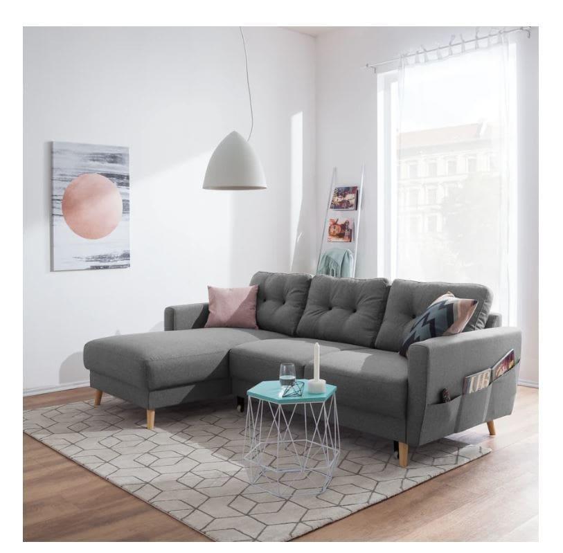 Sola Corner Sofa Set