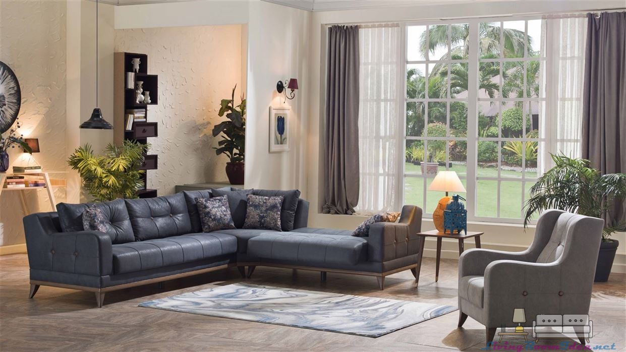 Aden Plus Corner Sofa Set Price