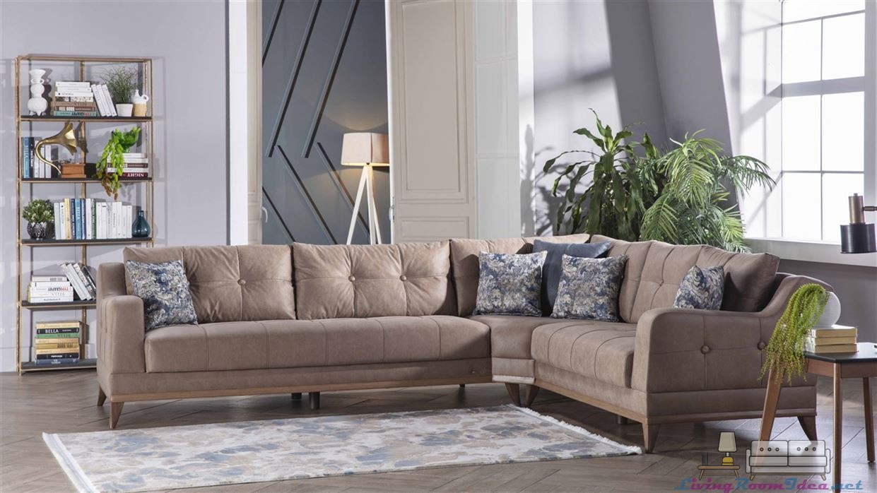 Aden Plus Corner Sofa Set Trends