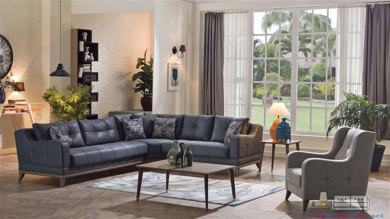 Aden Plus Corner Sofa Set