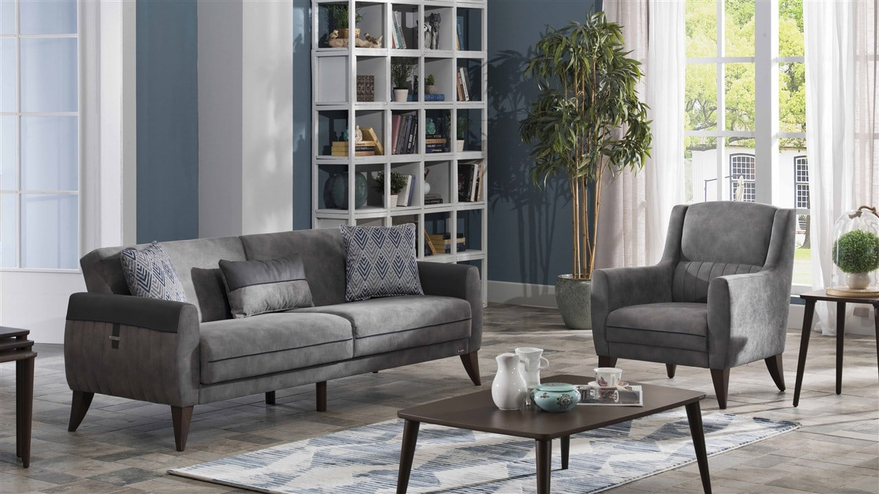 Cozy Lux Living Room Sets
