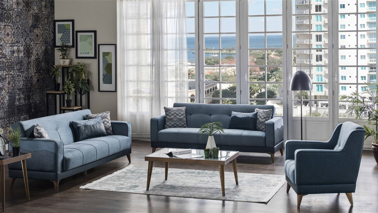 Erica Lux Living Room Set