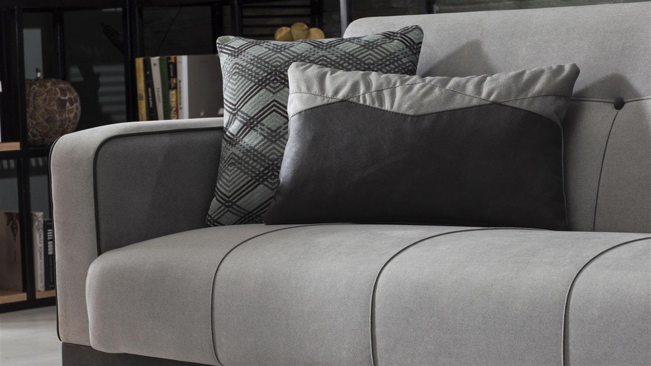 Erica Lux Living Room Single Sofa