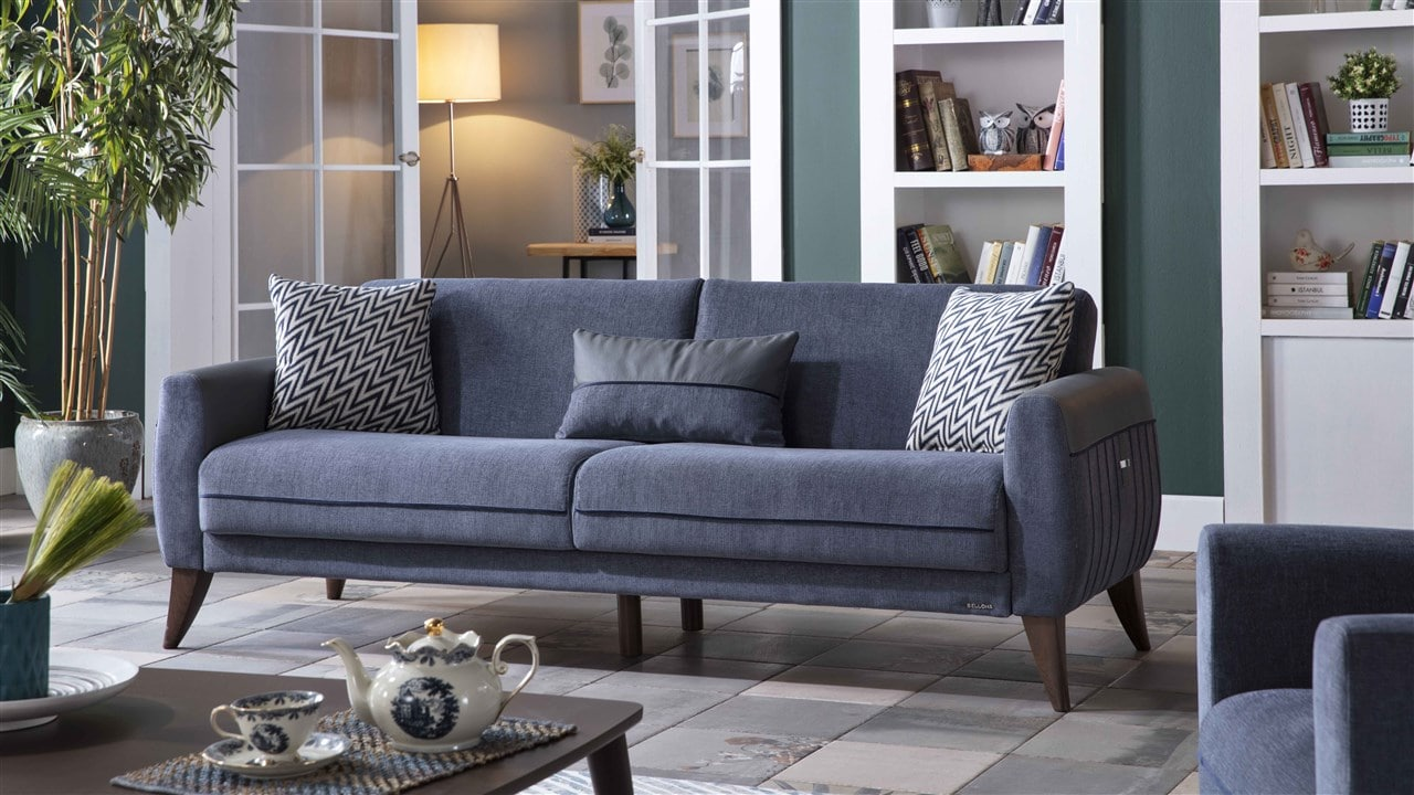 Modern Bellona Cozy Lux Living Room Sets