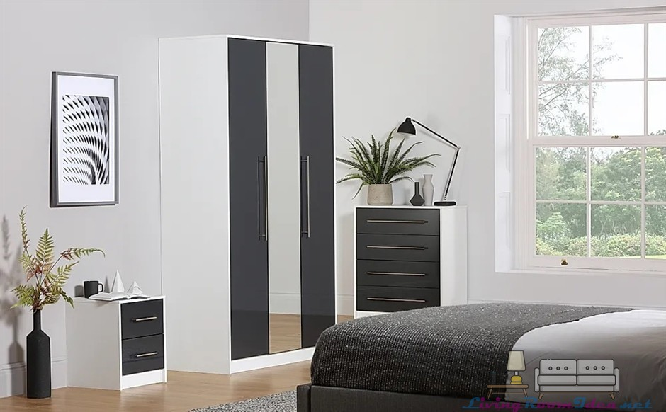 Bloomsbury 3 Pieces Bedroom Furniture