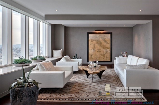 Color and Decoration Ideas for Living Room