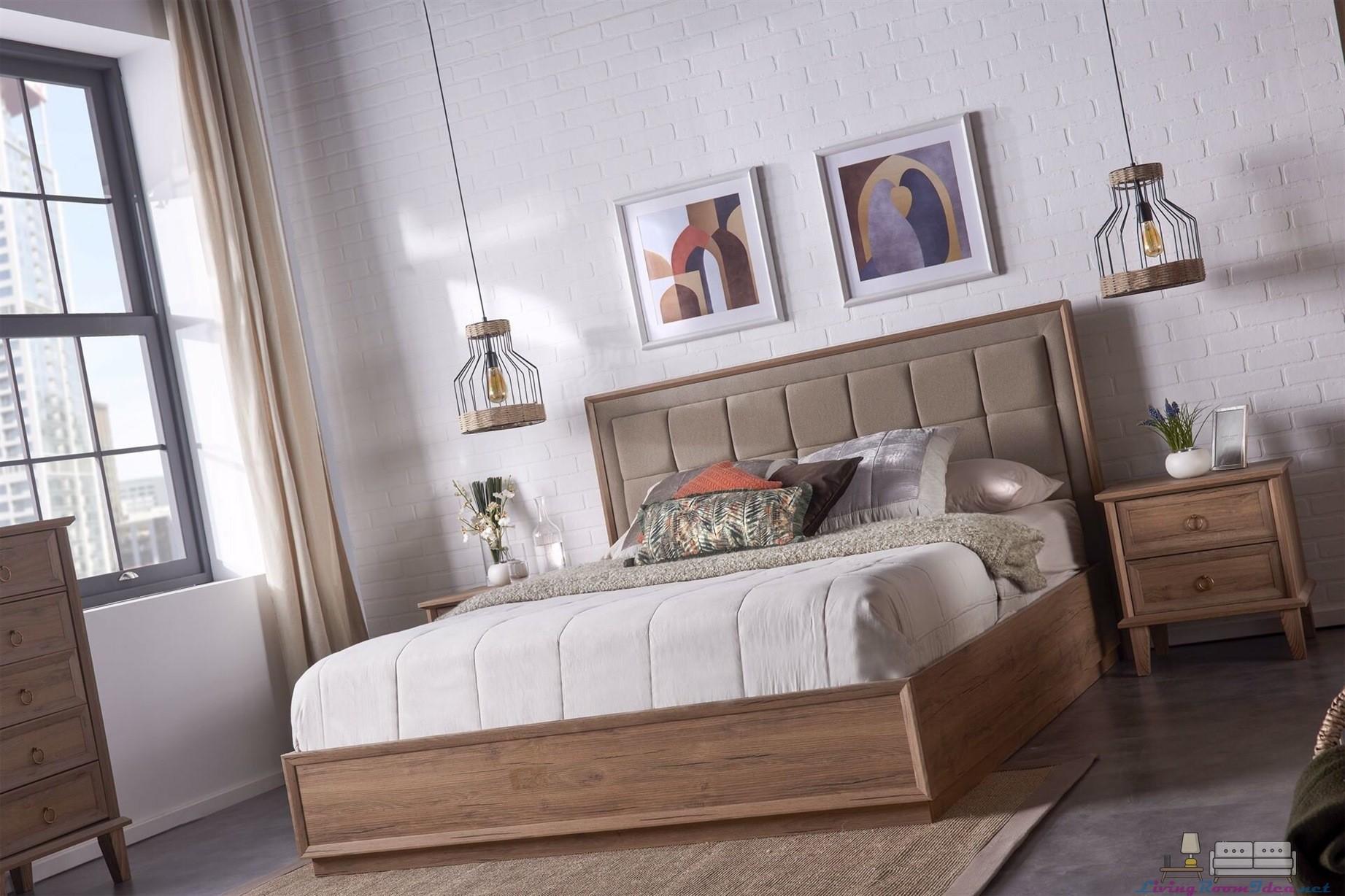 Dogtas Palermo Pera Bedroom Set