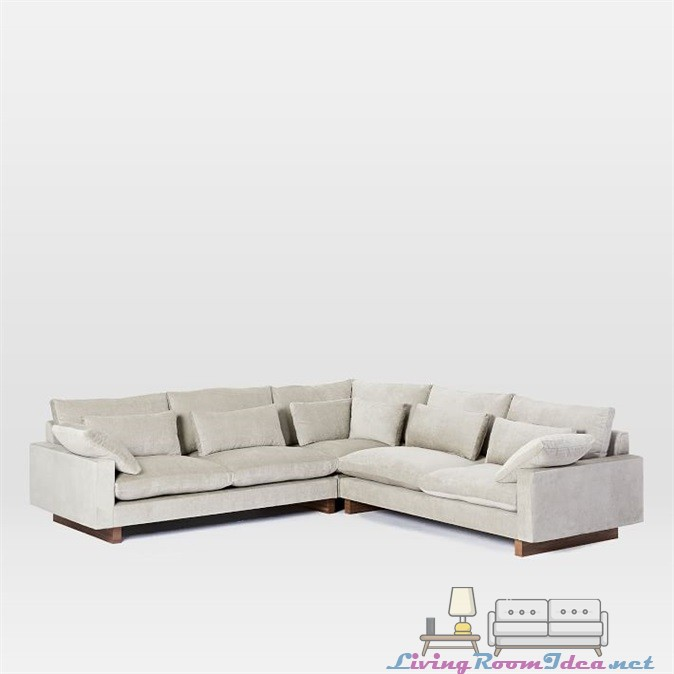 harmony l shaped sectional