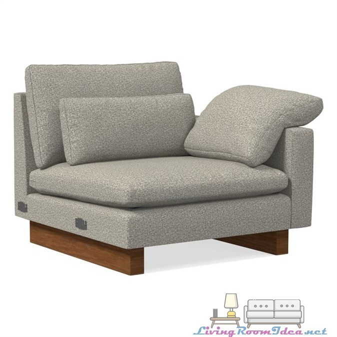 harmony right arm chair