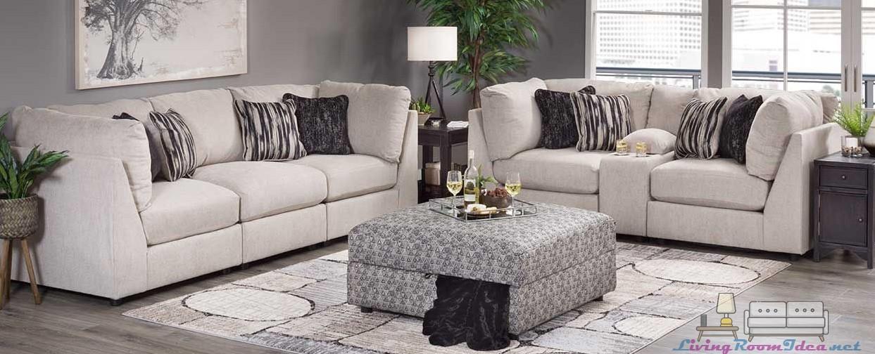 Kellway 3 Piece Sofa Set
