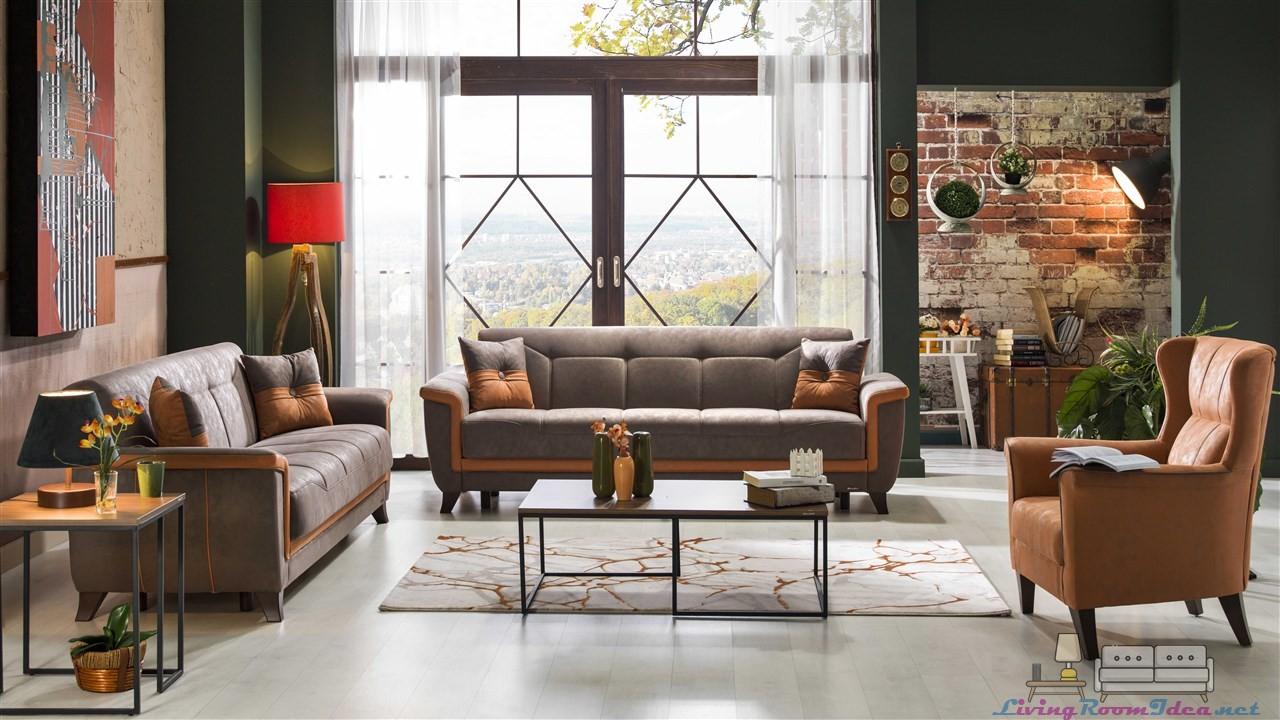 Veston Living Room Ideas